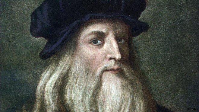 Leonardo DiCaprio trở thành thiên tài sáng chế Leonardo da Vinci - ảnh 3