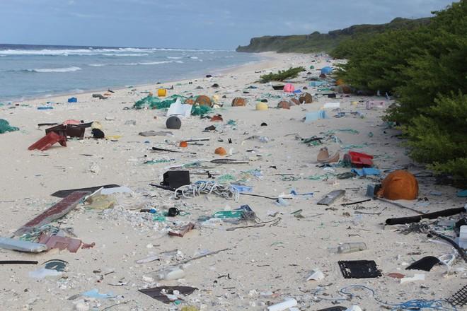 Hòn đảo xinh đẹp được UNESCO công nhận là Di sản Thế giới này đang phải hứng chịu gần 18 tấn rác thải - Ảnh 3.
