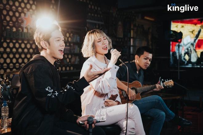 Saturday Radio: Min lần đầu hát Có Em Chờ phiên bản Acoustic - Ảnh 1.