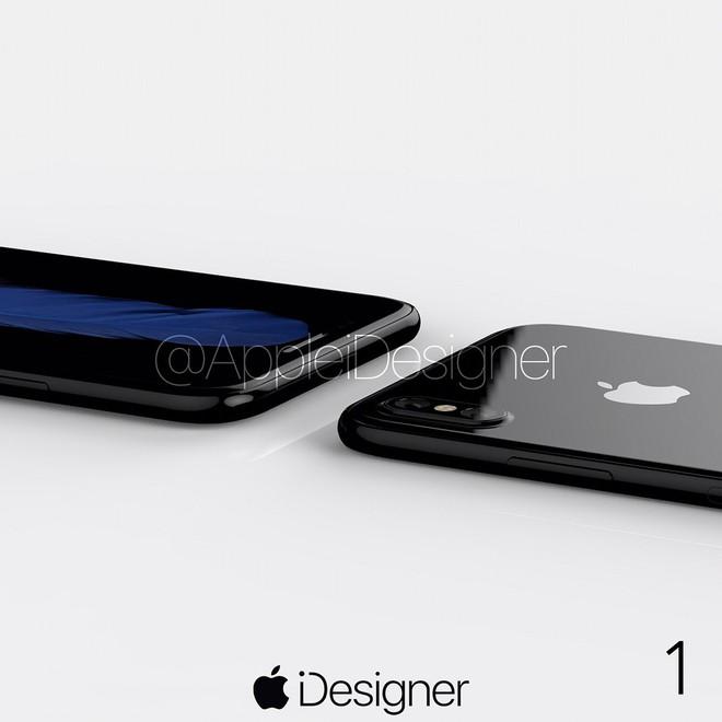 Đừng để những hình ảnh rò rỉ xấu xí làm bạn sợ, iPhone 8 sẽ đẹp tới mức này cơ mà - Ảnh 3.