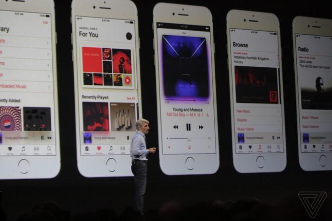 Chiếc iPhone mà bạn đang cầm trên tay sẽ hấp dẫn ra sao với iOS 11? - Ảnh 7.
