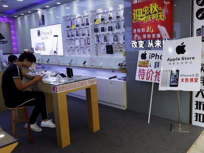 Thật khó tin đây chỉ là những Apple Store giả ở Trung Quốc - Ảnh 3.