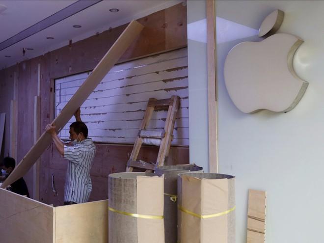 Thật khó tin đây chỉ là những Apple Store giả ở Trung Quốc - Ảnh 5.