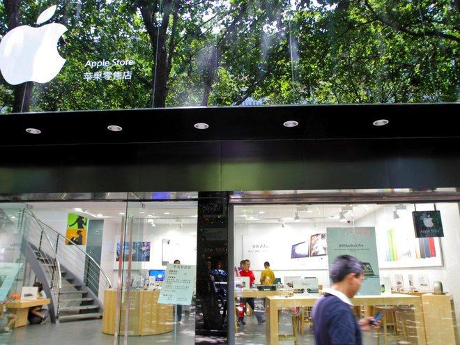 Thật khó tin đây chỉ là những Apple Store giả ở Trung Quốc - Ảnh 7.