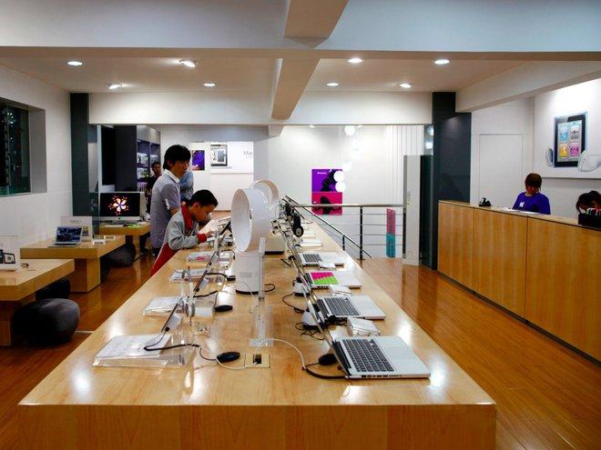 Thật khó tin đây chỉ là những Apple Store giả ở Trung Quốc - Ảnh 9.