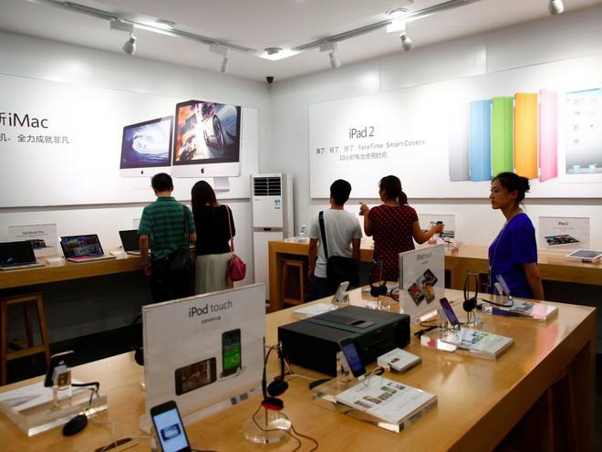Thật khó tin đây chỉ là những Apple Store giả ở Trung Quốc - Ảnh 13.