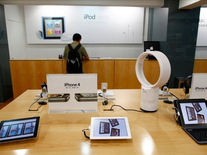 Thật khó tin đây chỉ là những Apple Store giả ở Trung Quốc - Ảnh 15.