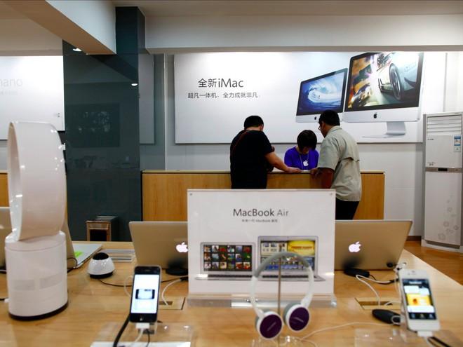 Thật khó tin đây chỉ là những Apple Store giả ở Trung Quốc - Ảnh 17.