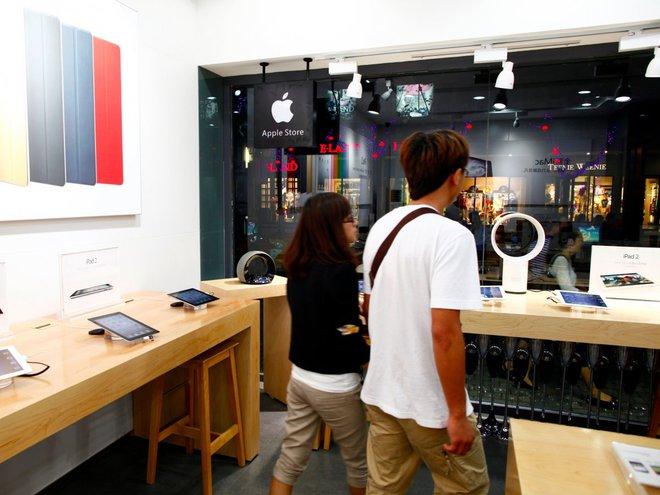 Thật khó tin đây chỉ là những Apple Store giả ở Trung Quốc - Ảnh 19.