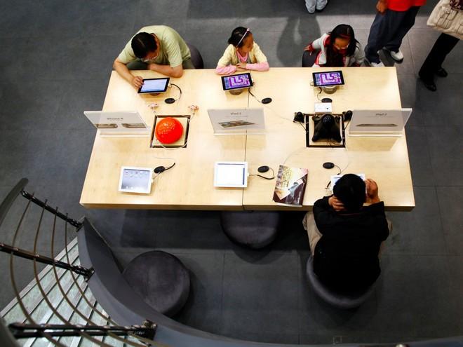 Thật khó tin đây chỉ là những Apple Store giả ở Trung Quốc - Ảnh 21.