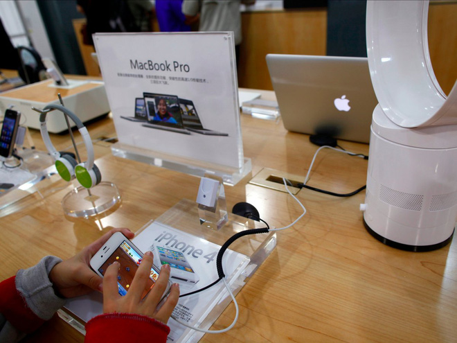 Thật khó tin đây chỉ là những Apple Store giả ở Trung Quốc - Ảnh 23.