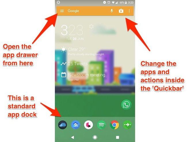 Xin chia buồn với người dùng iPhone, 7 ứng dụng tuyệt hay này chỉ có trên Android thôi - Ảnh 1.