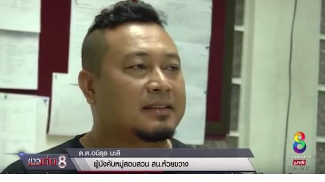 Người đàn ông stress cầm dao vào đồn cảnh sát và cách mà nhân viên cảnh sát phản ứng khiến ai cũng kinh ngạc 2