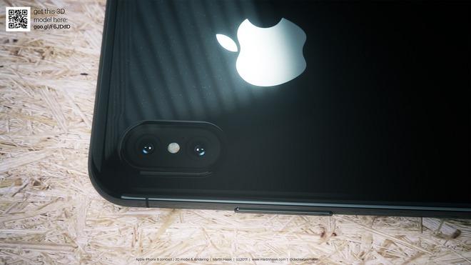 Tận mắt ngắm iPhone 8 màu đen và màu trắng đẹp rụng rời, bạn thích chiếc nào hơn? - Ảnh 10.
