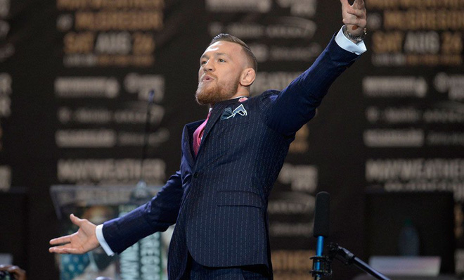 Không chỉ là võ sĩ triệu đô, Conor McGregor còn là một đầu giày hạng nặng với gu thời trang cực kỳ xuất sắc! - Ảnh 7.