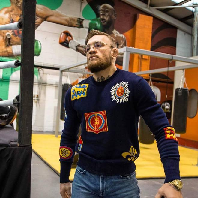 Không chỉ là võ sĩ triệu đô, Conor McGregor còn là một đầu giày hạng nặng với gu thời trang cực kỳ xuất sắc! - Ảnh 10.