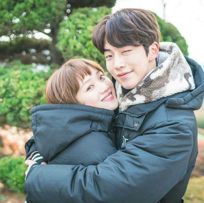 """Nam Joo Hyuk: Diễn xuất tụt dốc vì thiếu """"gấu nhà"""" Lee Sung Kyung? - Ảnh 1."""
