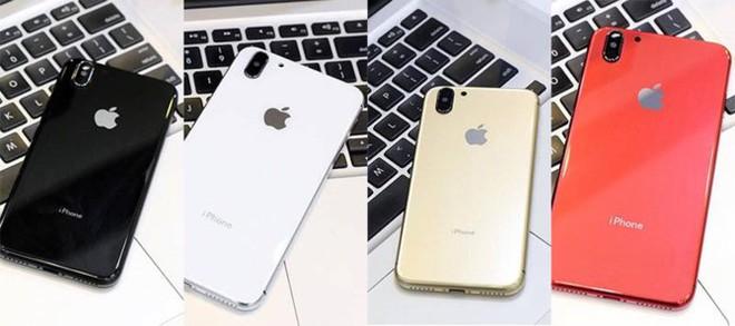 Dù iPhone 8 chưa ra mắt nhưng ở Việt Nam dịch vụ độ vỏ đã xuất hiện rần rần - Ảnh 2.
