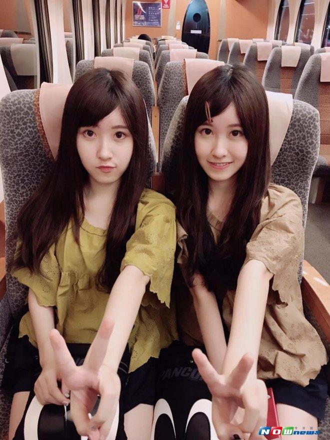 Cặp song sinh xinh nhất Đài Loan ngày ấy bây giờ ra sao - Ảnh 1.