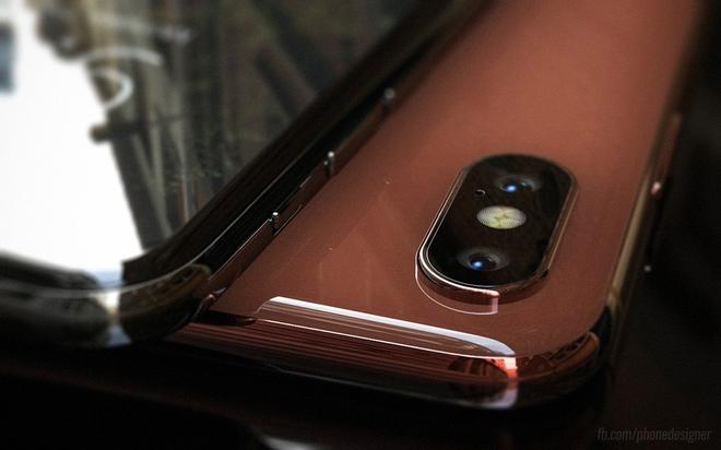 iPhone 8 chưa bao giờ xuất hiện chi tiết và mãn nhãn đến vậy, bạn phải xem ngay kẻo lỡ