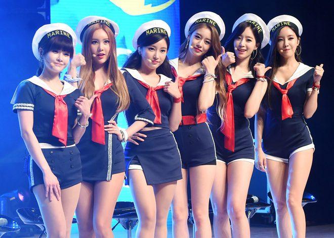 Tại sao các nhóm nhạc nữ Kpop luôn có tuổi thọ ngắn hơn các nhóm nhạc nam? - Ảnh 2.