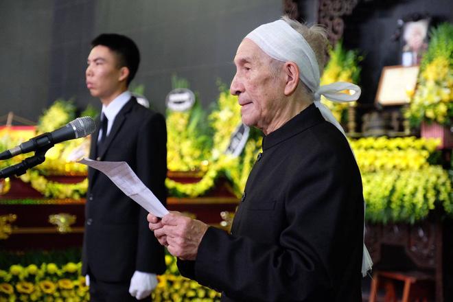 Người thân bật khóc bên linh cữu cụ bà Hoàng Thị Minh Hồ - người hiến hơn 5.000 lượng vàng cho nhà nước - Ảnh 21.