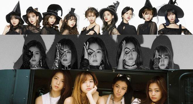 TWICE, Black Pink, Red Velvet: Khi điểm yếu của nhóm này là thế mạnh của nhóm khác - Ảnh 2.