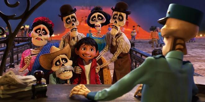 Coco và 6 bộ phim hoạt hình lấy cảm hứng từ cái chết mà bạn không thể bỏ qua - Ảnh 1.