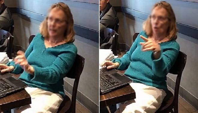 Thể hiện thái độ khinh miệt cô gái gốc Á trong quán Starbucks, người phụ nữ Mỹ bị cả cộng đồng lên án - Ảnh 2.