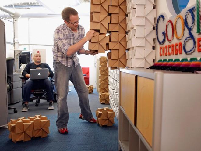25 hình ảnh chứng tỏ Google đúng là nơi làm việc trong mơ - Ảnh 11.