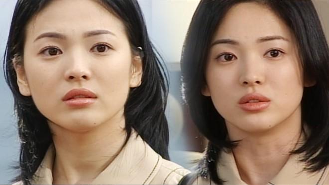 19 năm nhìn lại nhan sắc của Song Hye Kyo: Thì ra đây là lý do tường thành mãi không thể bị đạp đổ - Ảnh 12.
