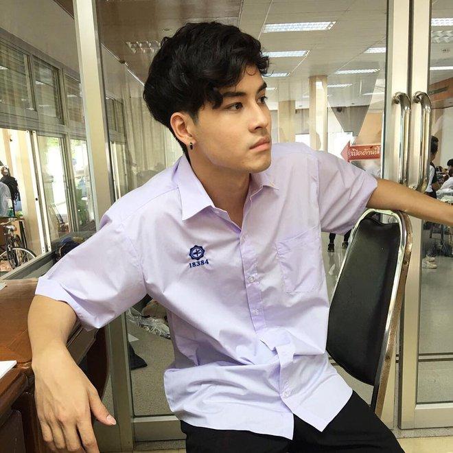 Điểm danh 5 mỹ nam Thái sở hữu chiếc mũi cao thẳng như muốn đòi mạng chị em - Ảnh 15.