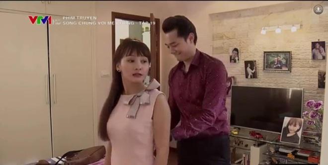 Sống chung với mẹ chồng tập 19: Cuối cùng thì bà Phương cũng khóc nghẹn và xin lỗi mẹ chồng! - Ảnh 13.