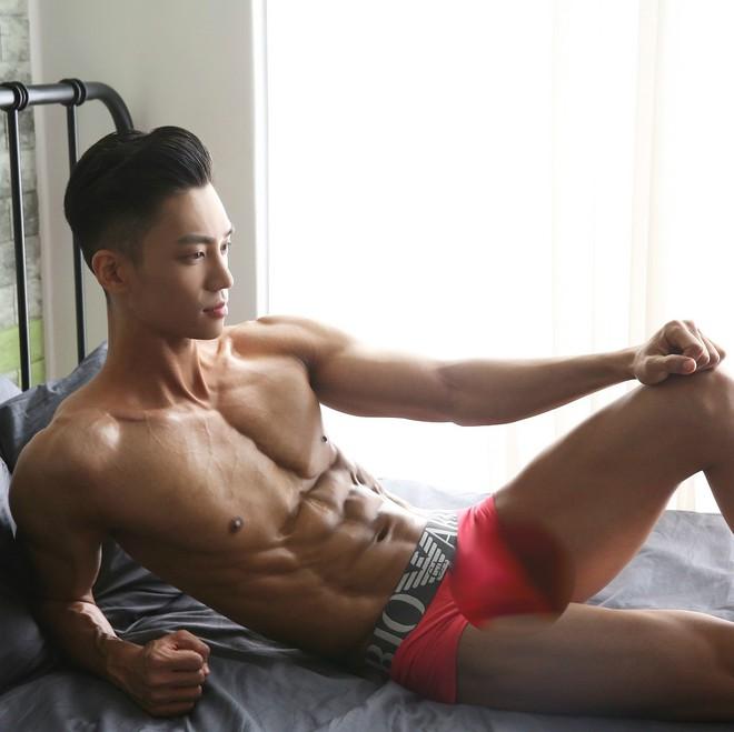 Nhan sắc thật của dàn thí sinh Nam Vương Hàn Quốc gây bão: Hoàn toàn có thể làm bạn ngã ngửa! - Ảnh 22.