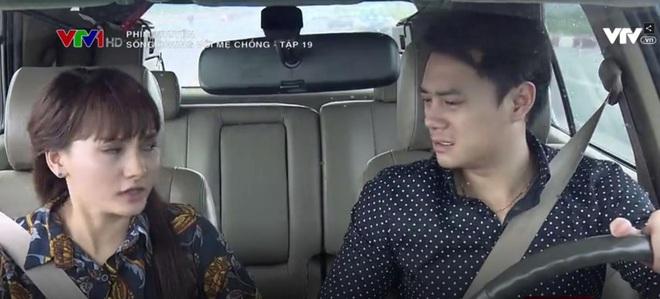 """""""Sống chung với mẹ chồng"""" tập 19: Cuối cùng thì bà Phương cũng khóc nghẹn và xin lỗi mẹ chồng! - Ảnh 3."""