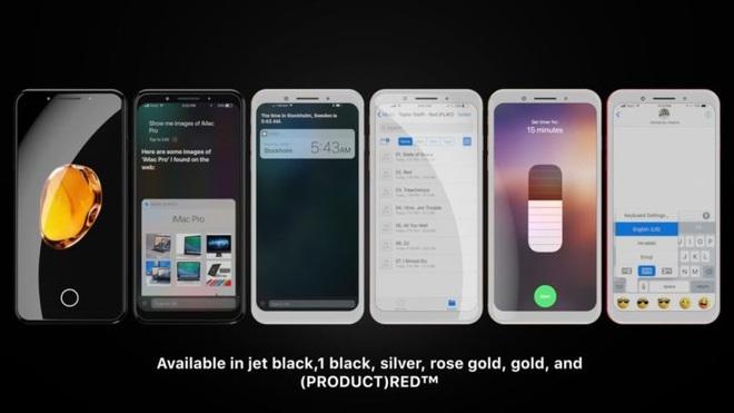 Mãn nhãn với bộ ảnh iPhone 8 mang màu sắc hoàn toàn mới - Ảnh 3.