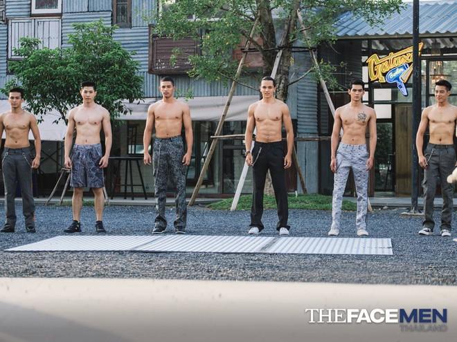 The Face Men có gì ngoài dàn trai đẹp khoe thân? - Ảnh 1.