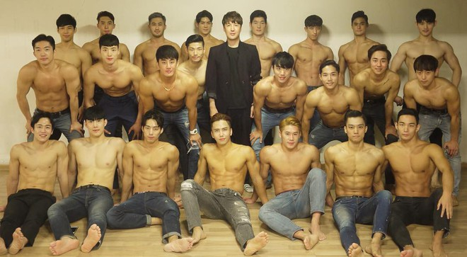 Nam Vương Hàn Quốc - Mister International Korea 2017 có đẹp như kỳ vọng? - Ảnh 4.