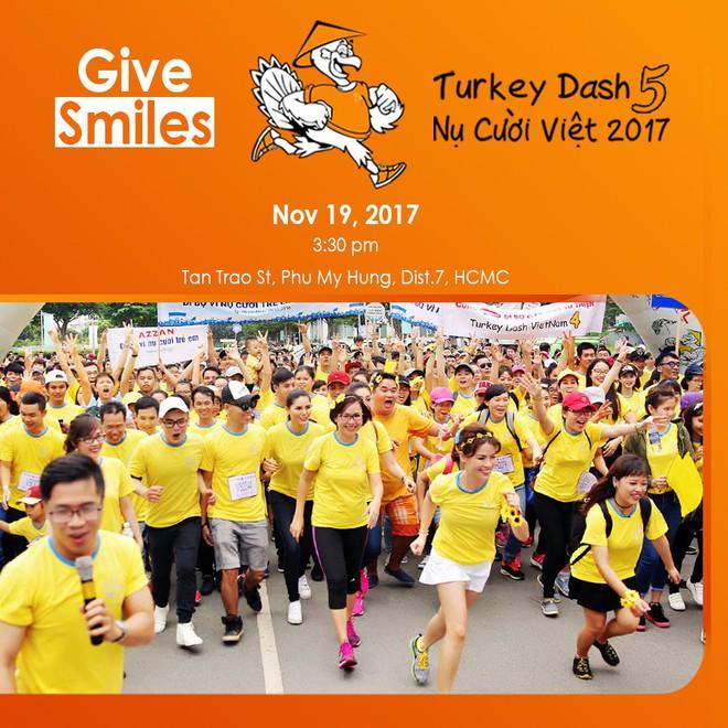 Turkey Dash và ước mong tất cả trẻ em đều có trọn vẹn nụ cười hồn nhiên - ảnh 3