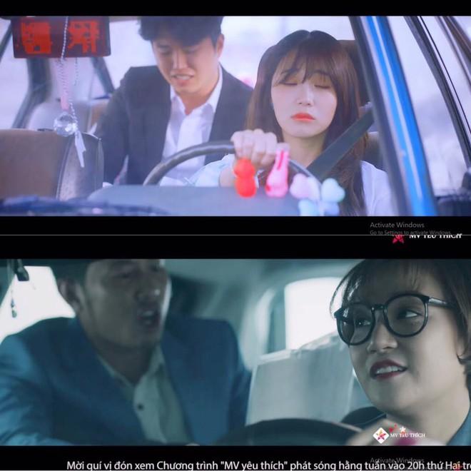 Vừa phát hành, MV mới của Quán quân Sao Mai 2017 đã bị YouTube gỡ vì đạo trắng trợn MV của A Pink - Ảnh 3.