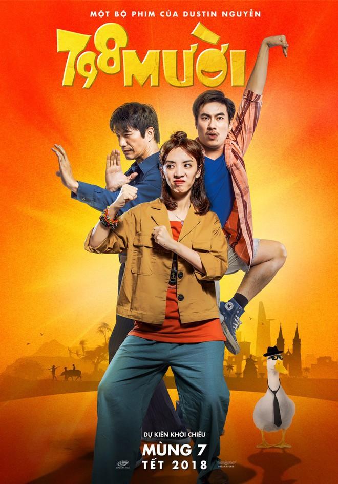 Kiều Minh Tuấn, Dustin Nguyễn, Thu Trang và con vịt lập băng số má - Ảnh 6.