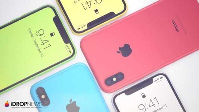 Sẽ ra sao nếu Apple ra iPhone Xc, phiên bản...vỏ nhựa cực đáng yêu của iPhone X? - Ảnh 2.