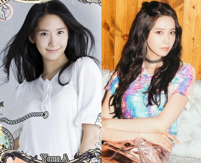 Đẳng cấp nhan sắc không tuổi của Yoona: 10 năm ngỡ như 10 tiếng đồng hồ - Ảnh 5.