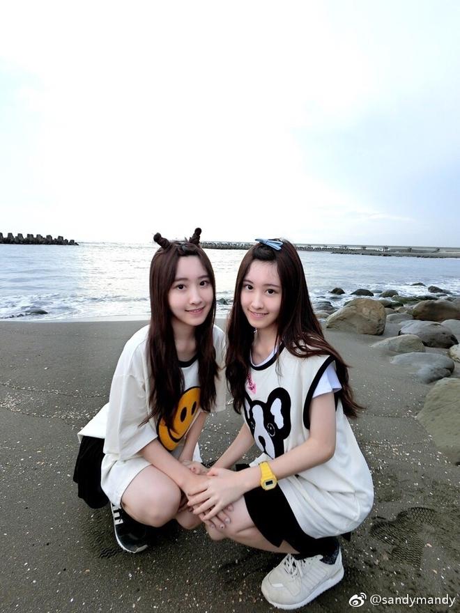 Cặp song sinh xinh nhất Đài Loan ngày ấy bây giờ ra sao - Ảnh 5.