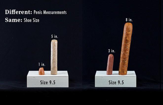 Sự thật về quan niệm: Chân càng to, chỗ đó càng... bự - Ảnh 3.