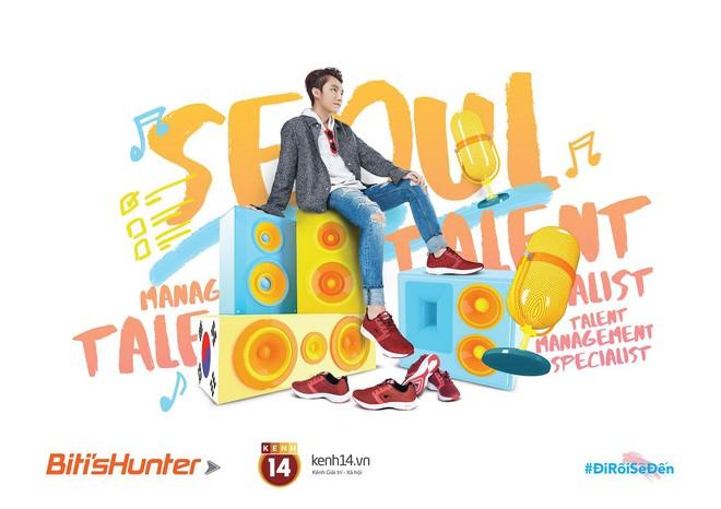 """Biti's Hunter chính thức đem đến giới trẻ Việt """"Kỳ Thực Tập Trong Mơ"""" cùng cơ hội đặt chân đến Tokyo, Milan, Seoul, London và Singapore - Ảnh 6."""
