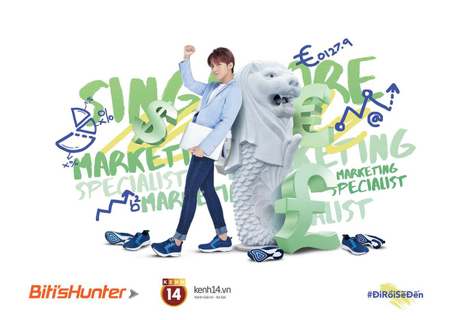 """Biti's Hunter chính thức đem đến giới trẻ Việt """"Kỳ Thực Tập Trong Mơ"""" cùng cơ hội đặt chân đến Tokyo, Milan, Seoul, London và Singapore - Ảnh 7."""