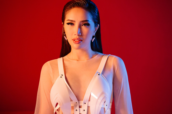 Bảo Thy lột xác cực nóng bỏng trong teaser MV Là con gái phải xinh - Ảnh 4.