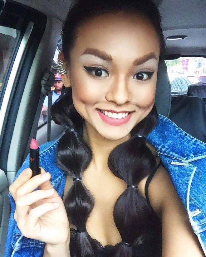 Mỹ nữ Showbiz Việt phát sốt với dòng son môi mới - Ảnh 8.