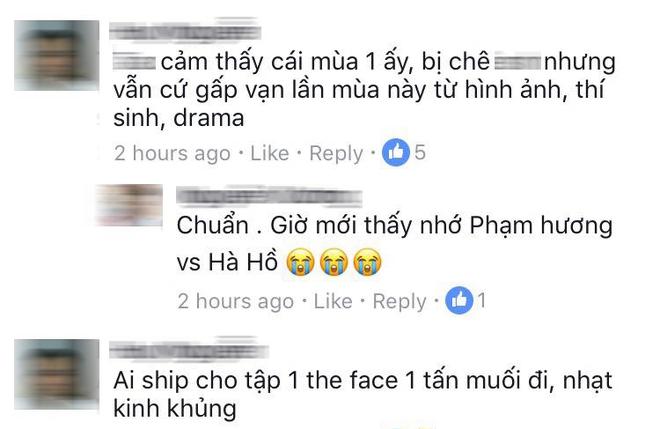 Xem The Face năm nay mà nhớ lắm Phạm Hương - Hà Hồ! - Ảnh 6.